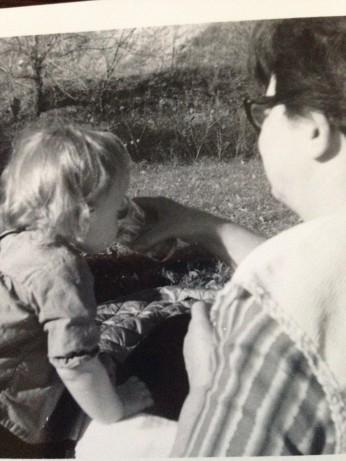 me and grandma helen 2