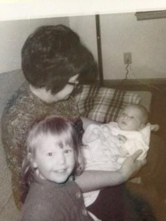 Me and Grandma Helen