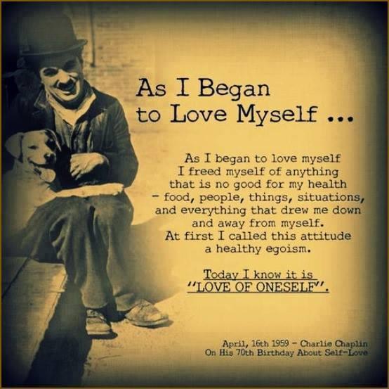 as i began